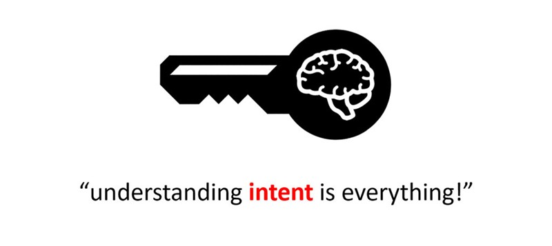 Brain 4 Understanding Intent Is Everything