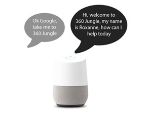 Connect With 360 Jungle On Google Home And Google Assistant